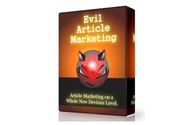 Evil Article Marketing Scripts