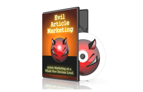 Evil Article Marketing Videos
