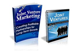 Joint Venture Marketing Combo Set