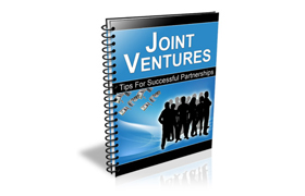 Joint Ventures Tips For Successful Partnerships