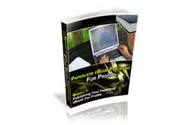 Paperless eBook Publishing for Profits 1