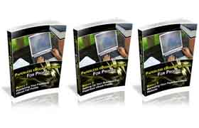 Paperless E-Book Publishing For Profits Editions 1 to 3