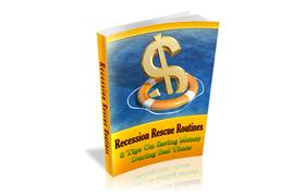 Recession Rescue Routines
