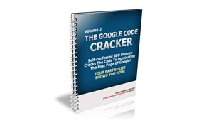 The Google Code Cracker Volume 2