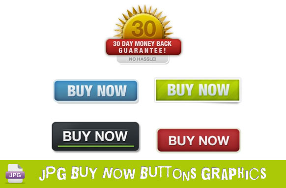 JPG Buy Now Buttons Graphics
