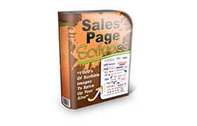Sales Page Scribbles