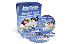 Instant FB iFrame Templates and Training