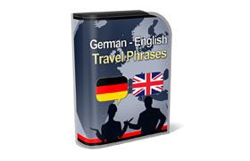 English German Travel Phrases