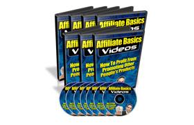 Affiliate Basics Videos Series