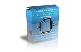 Collapsible Content Maker