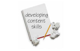 Developing Content Skills