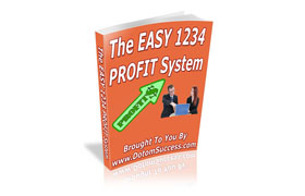 The EASY 1234 PROFIT System