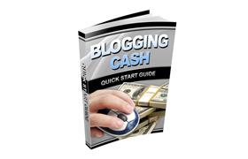Blogging Cash