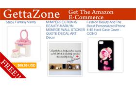 Getta Zone Amazon Ecommerce WordPress Plugin