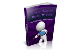 Internet Business Startup Wisdom Edition 2