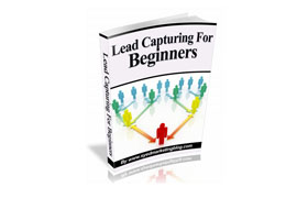 Lead Capturing For Beginners