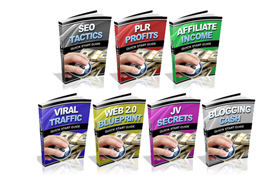 Online Internet Marketing Library Collection