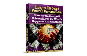 Secret Power Of Universal Laws