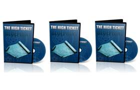 The High Ticket Blueprint Audio Collection