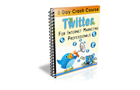 Twitter For Internet Marketing Professionals