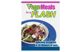 Vege Meals In a Flash