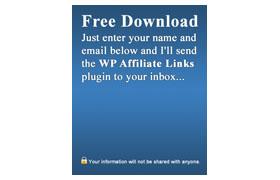 WP Affiliate Links