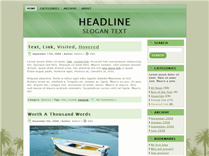 The Life Themed WP Theme