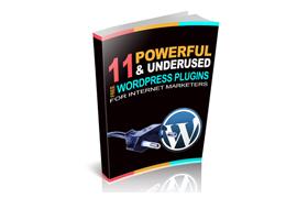 11 Powerful & Undersued Free Wordpress Plugins