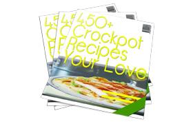 450 Crockpot Recipes You Will Love