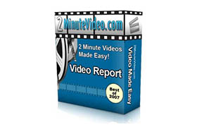 2 Minute Video Made Easy Video Report