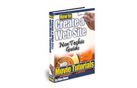 How To Create a Web Site