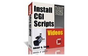 Install CGI Scripts