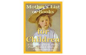 Mother's List of Books for Children