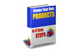 Create Your Own Product In 5 Easy Steps