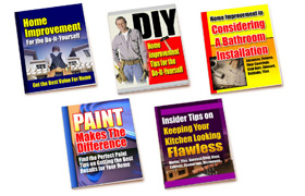 Home Improvement Reports Special Offer Collection