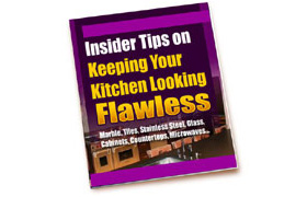 Insider Tips On Keeping Your Kitchen Looking Flawless