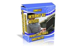 Internet Biz Articles