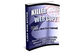 Killer Web Copy Collection Vol 1