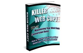 Killer Web Copy Collection Vol 3