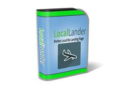 Local Lander WP Plugin