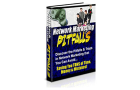 Network Marketing Pitfalls