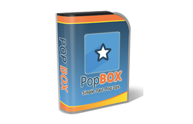 Pop Box WP Plugin