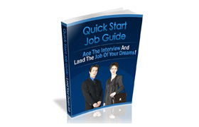 Quick Start Job Guide