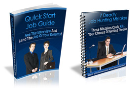 Quick Start Job Guide Plus Report