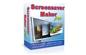 Screensaver Maker Pro