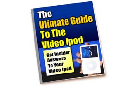 The Ultimate Guide To Video iPod