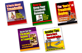 Treadmill Reports Special Offer Collection