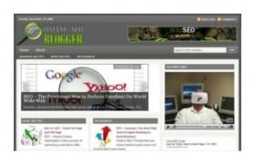 Hot SEO Niche Wordpress Theme