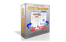 One Time Offer Website Templates
