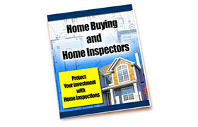 Home Buying and Home Inspectors